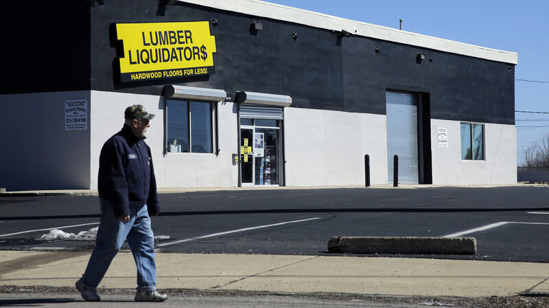 Lumber Liquidators Defends Its Products After '60 Minutes