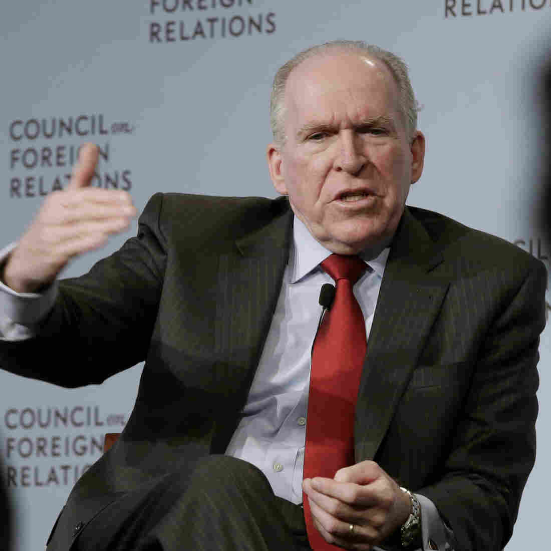 CIA Director John Brennan told an audience in New York on Friday that ISIS is facing internal divisions.