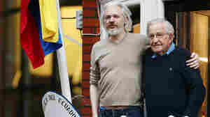 Assange And Sweden Agree: He'll Be Questioned In London