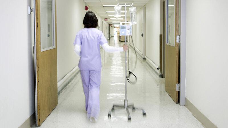 Sarà la pompa parlare con il computer che contiene i record del paziente?