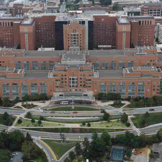Patient With Ebola Is Admitted To NIH Hospital In Maryland