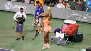 Serena Williams Makes Emotional Return To Indian Wells