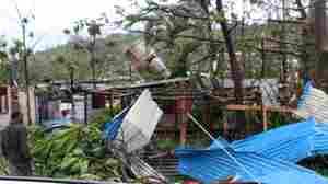 Category 5 Cyclone Pam Pummels Vanuatu
