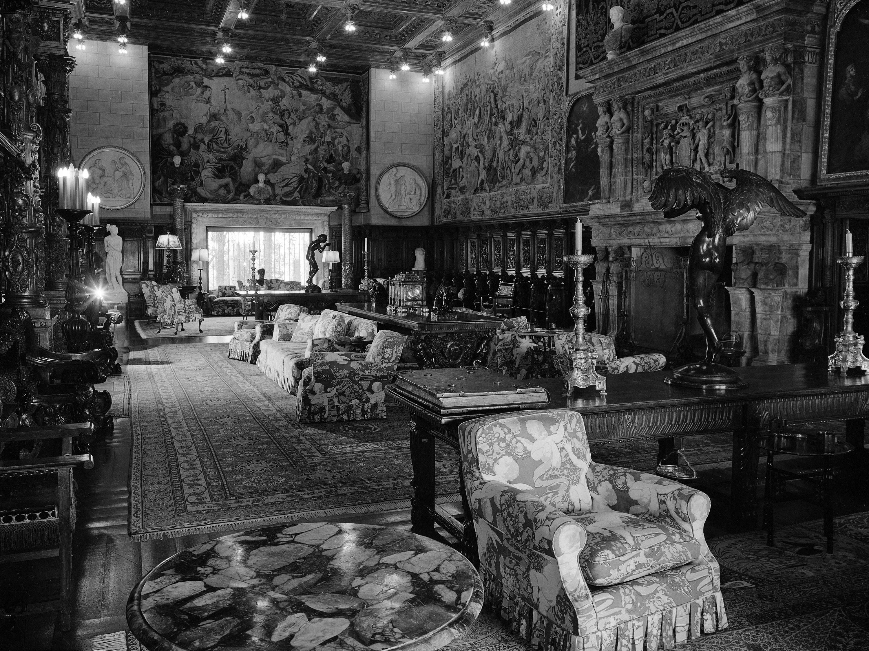 Gather Ye Rosebuds: 'Citizen Kane' To Screen At Hearst Castle : NPR