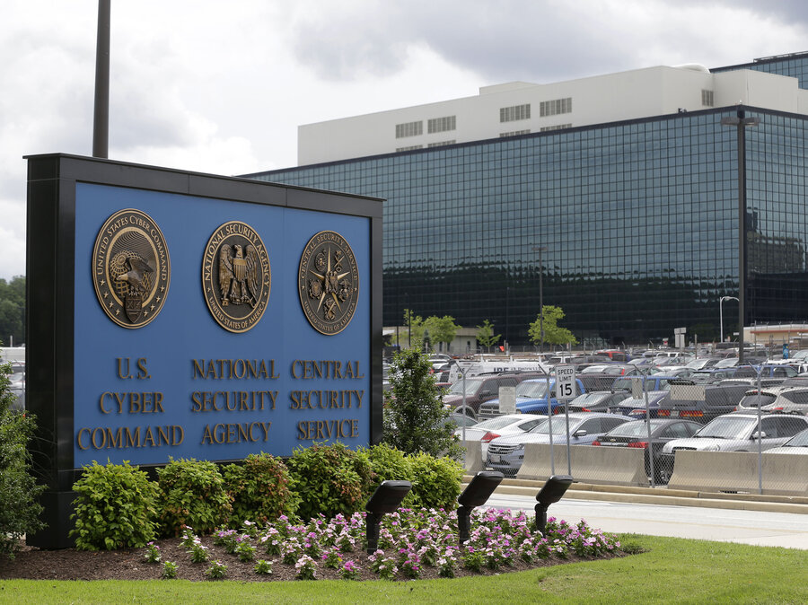 An 'Upstream' Battle As Wikimedia Challenges NSA Surveillance : NPR