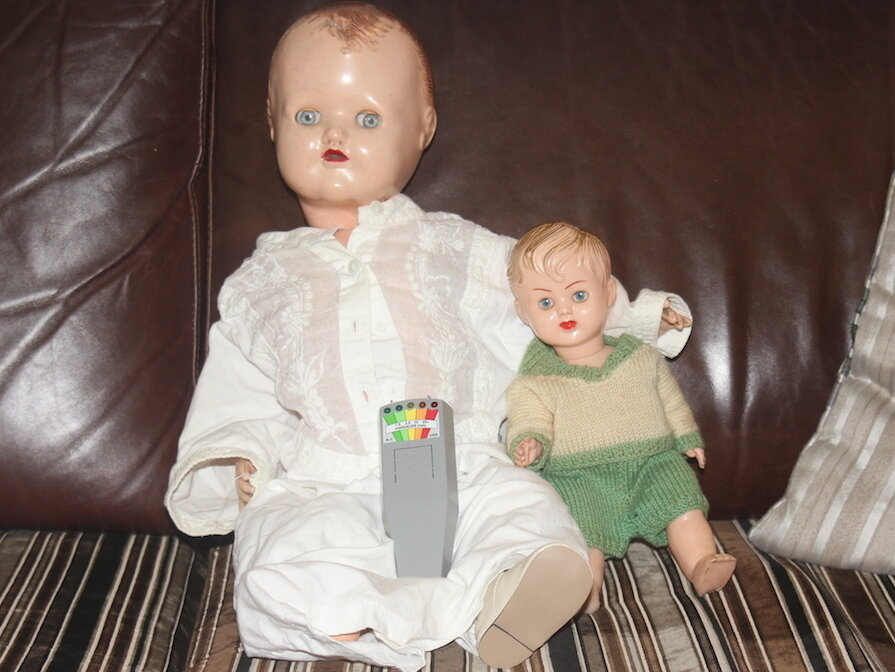 Some dolls just don't seem quite right.