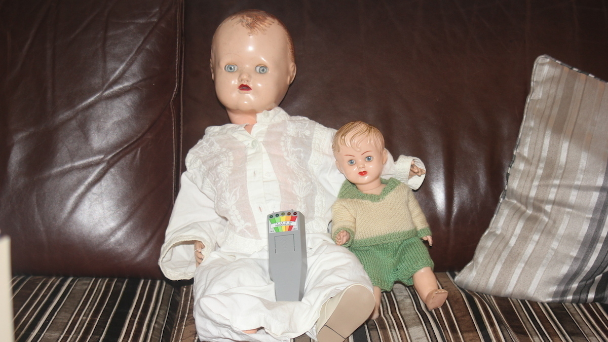 Haunted Dolls Are A Thing, And They're Not Cheap, Either : NPR
