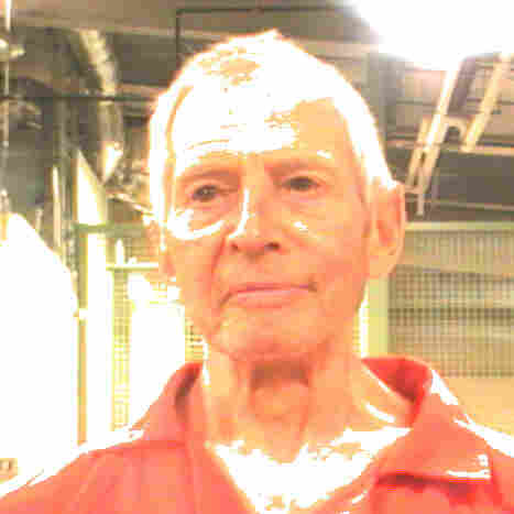 This booking photo provided by the Orleans Parish Sheriff's Office shows Robert Durst after his arrest Saturday in New Orleans on an extradition warrant to Los Angeles. Durst's return to LA has been delayed by authorities in New Orleans.