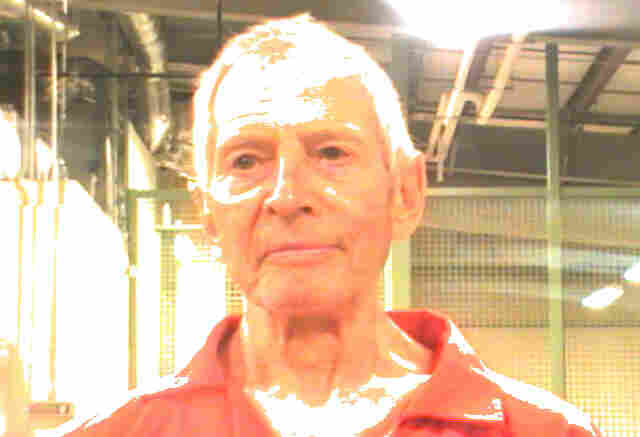 This booking photo provided by the Orleans Parish Sheriff's Office shows Robert Durst, after his arrest Saturday in New Orleans on an extradition warrant to Los Angeles.