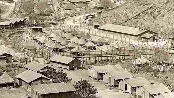 Hawaii's Honouliuli Internment Camp held thousands of prisoners of war and hundreds of Japanese-American citizens during World War II