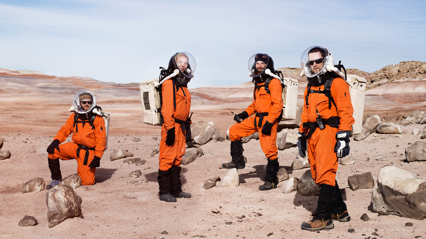 mars landing simulation - photo #33