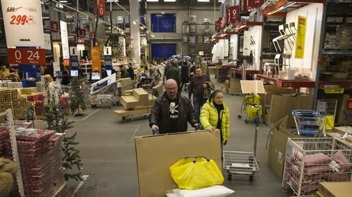 Ikea To 32 000 People No Hide And Seek At Our Stores