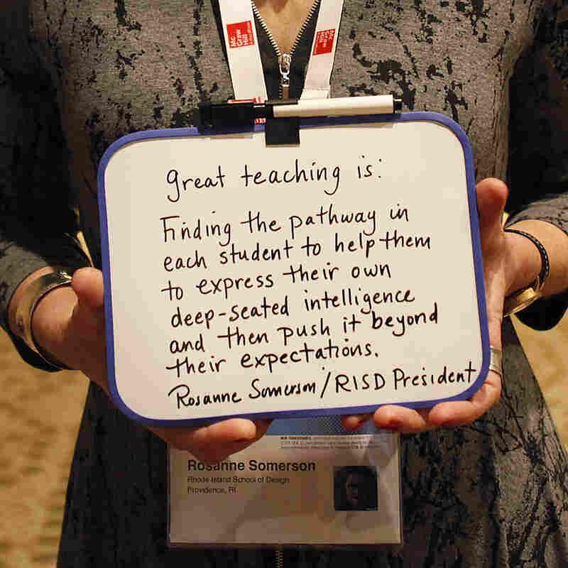 Talking About Great Teachers At SXSWedu