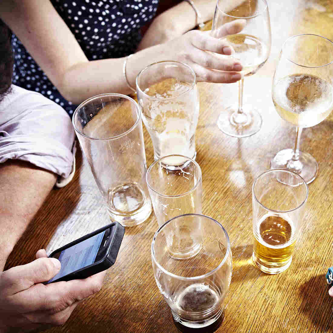Your Drinking Habits May Be Influenced By How Much You Make