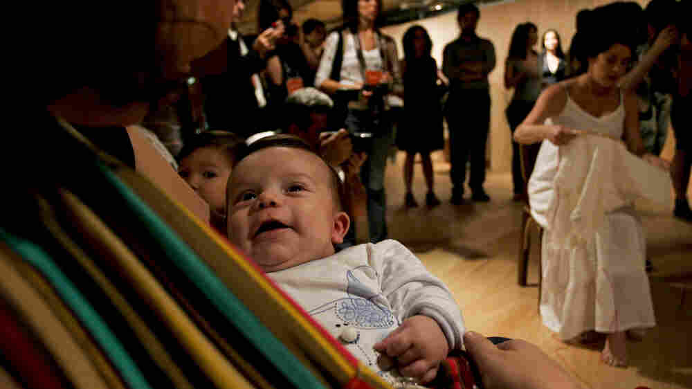Breast-Feeding Boosts Chances Of Success, Study In Brazil Finds