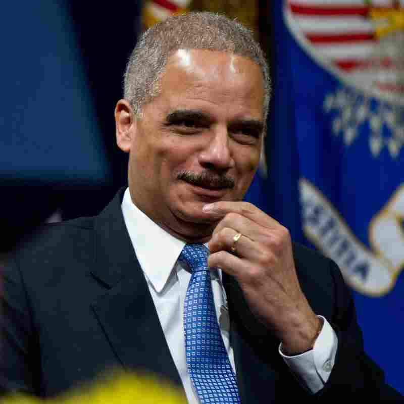 Attorney General Holder Jokes That Republicans Have 'A New Fondness For Me'