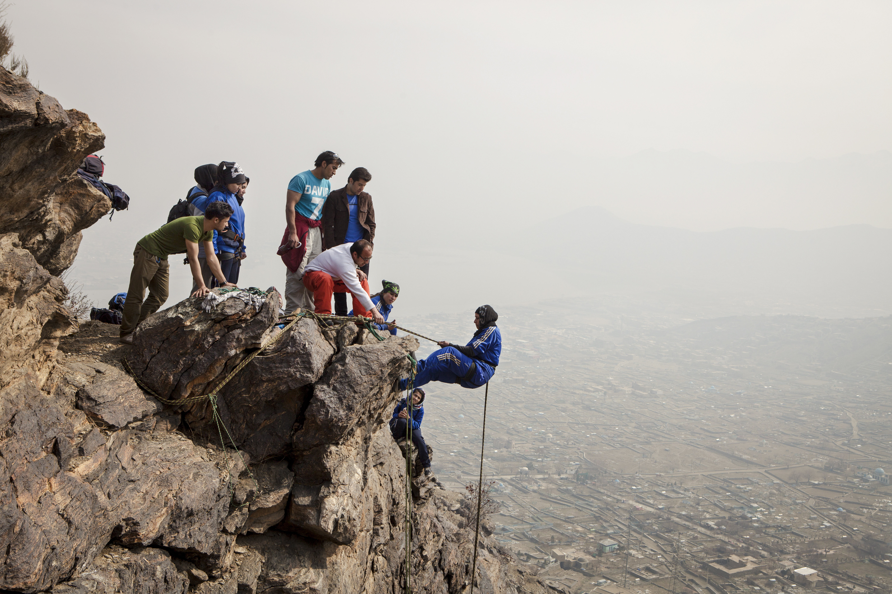 The Ascent Of Afghan Women