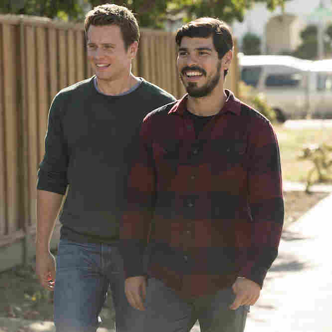 Jonathan Groff And Raúl Castillo: Looking For Answers