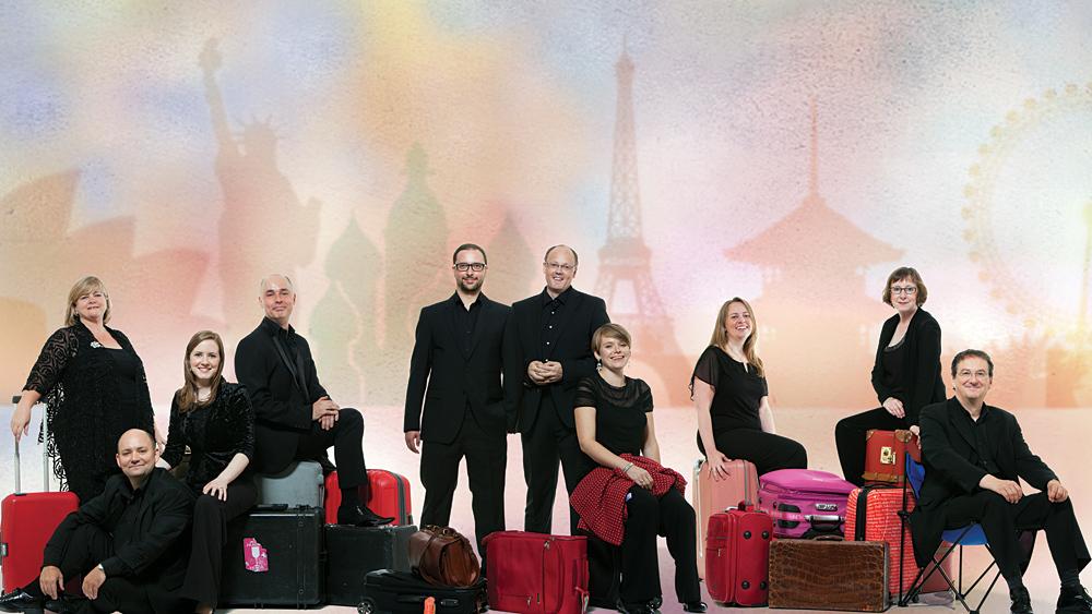The Tallis Scholars sing the music of Estonian composer Arvo Pärt.