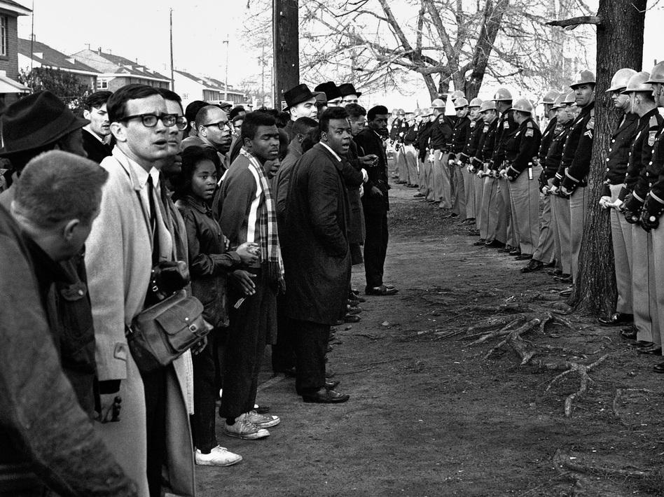 selma to montgomery march1965 essay