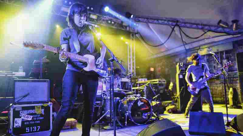 Courtney Barnett, Live In Concert: SXSW 2015