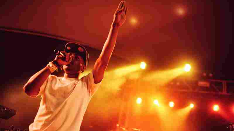 Compton rapper Boogie kicked off NPR Music's SXSW showcase at Stubb's on Wednesday, March 18, 2015.