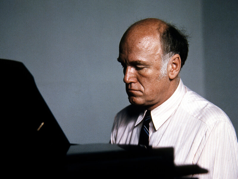 Biography of Sviatoslav Richter