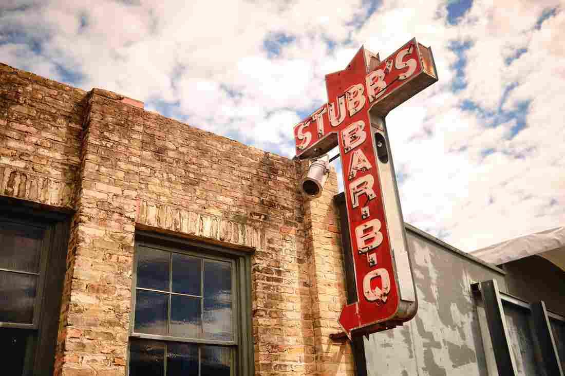 Stubb's BBQ, the site of NPR Music's annual SXSW showcase.