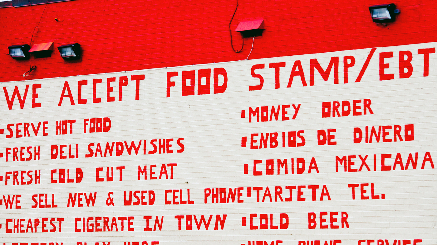 Both Parties Agree The Food Stamp Program Needs To Change But How?