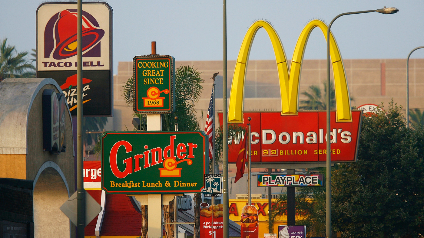 Why Los Angeles Fast Food Ban Did Nothing To Check Obesity