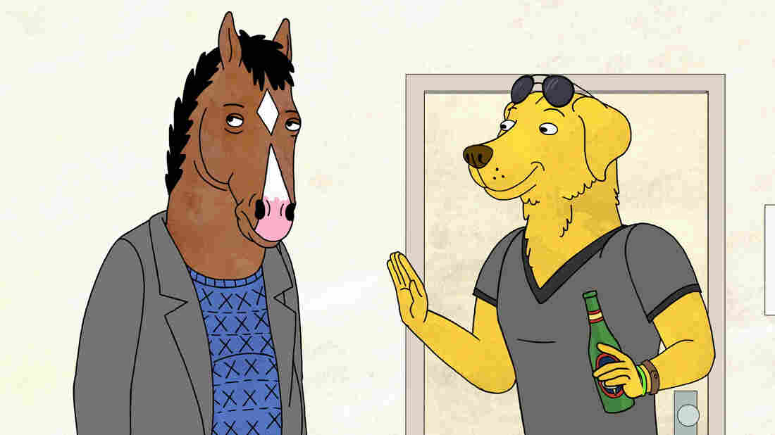 """BoJack Horseman creator Raphael Bob-Waksberg admits his underlying assumption that male is the default gender for his characters is """"stupid and wrong."""""""