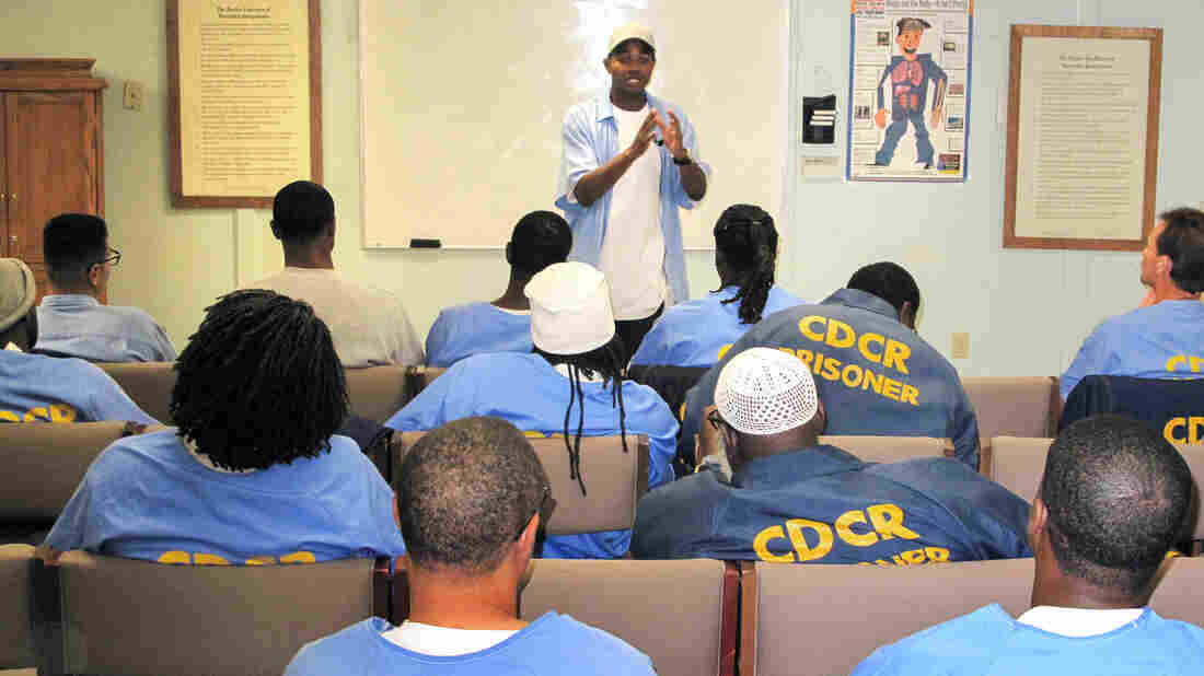 "Known by the nickname ""Wall Street,"" Curtis Carroll teaches financial literacy at the San Quentin Prison, helping inmates prepare for life after incarceration. Carroll, however, is serving a life sentence."