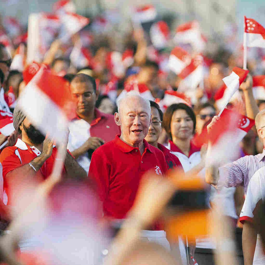 Founding Father Of Modern Singapore, Lee Kuan Yew, Dies At 91