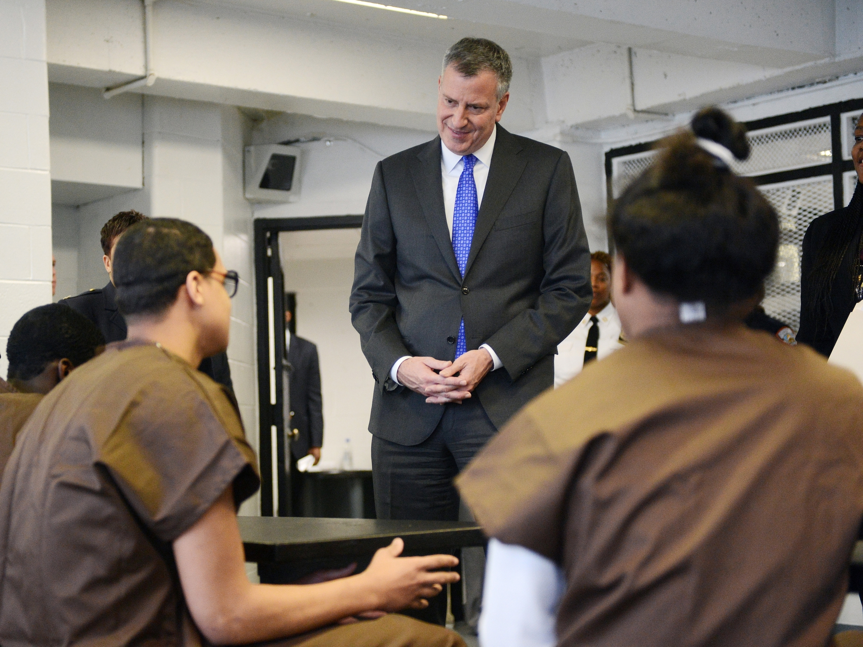 In New York, Support Grows For Keeping Teens Out Of Adult Prisons