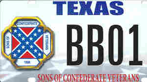 Is A Confederate Flag License Plate Free Speech?