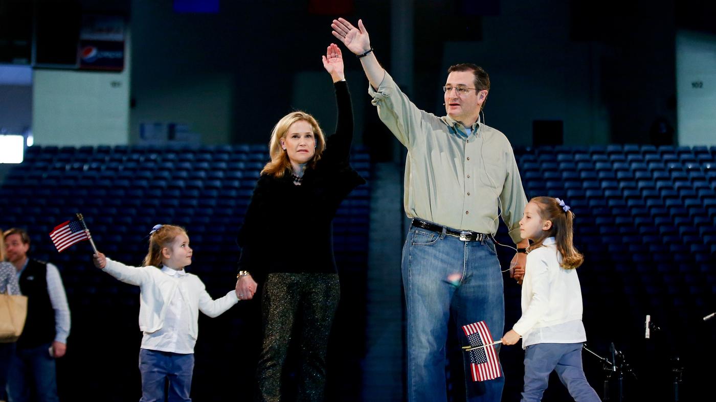 Republican Thorn Ted Cruz Announces Run For President