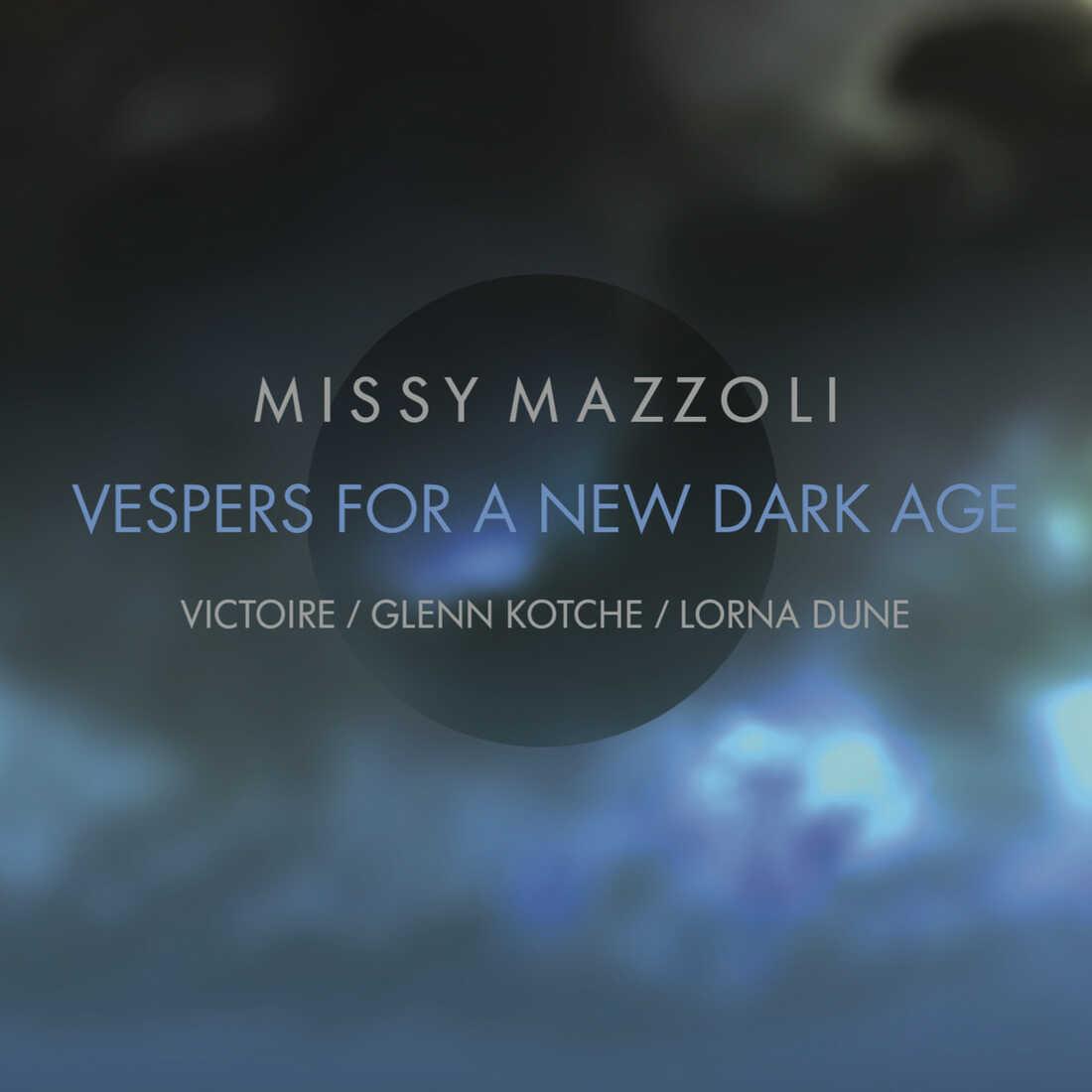 Cover art for Missy Mazzoli