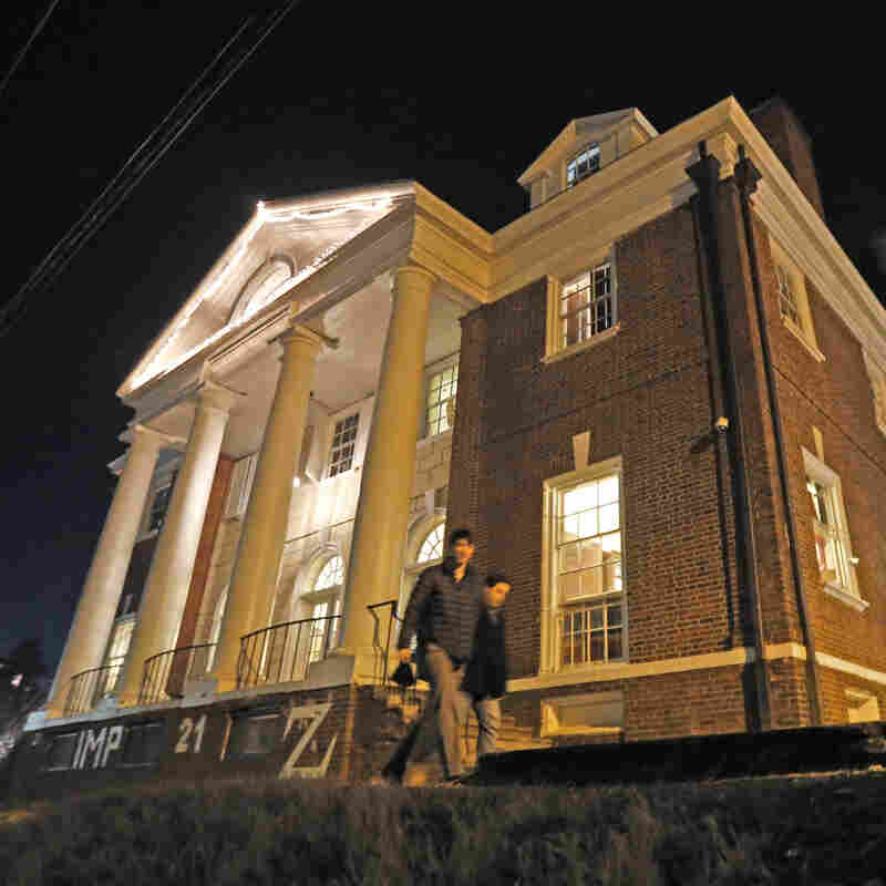 The Phi Kappa Psi house at the University of Virginia in Charlottesville was at the center of rape allegations contained in the Rolling Stone story. The magazine acknowledged that its reporting had been flawed, and the campus ban on the fraternity was subsequently lifted.