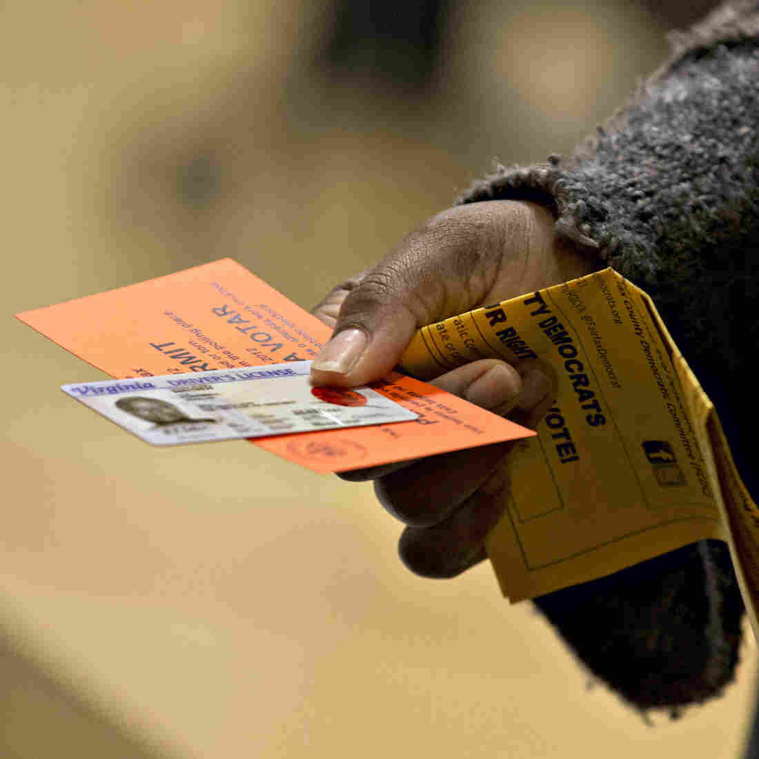 Supreme Court Declines To Hear Challenge To Strict Wisconsin Voter ID Law