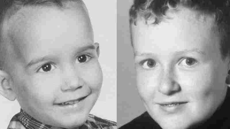 Both James Eversull (left) and Pat Patchell were treated with experimental chemotherapy and radiation for leukemia as children in the 1960s. Together, they're now some of the country's oldest leukemia survivors..