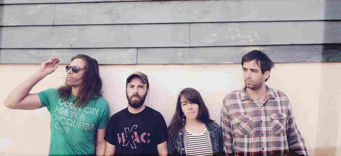 Hop Along's new album, Painted Shut, comes out May 4.