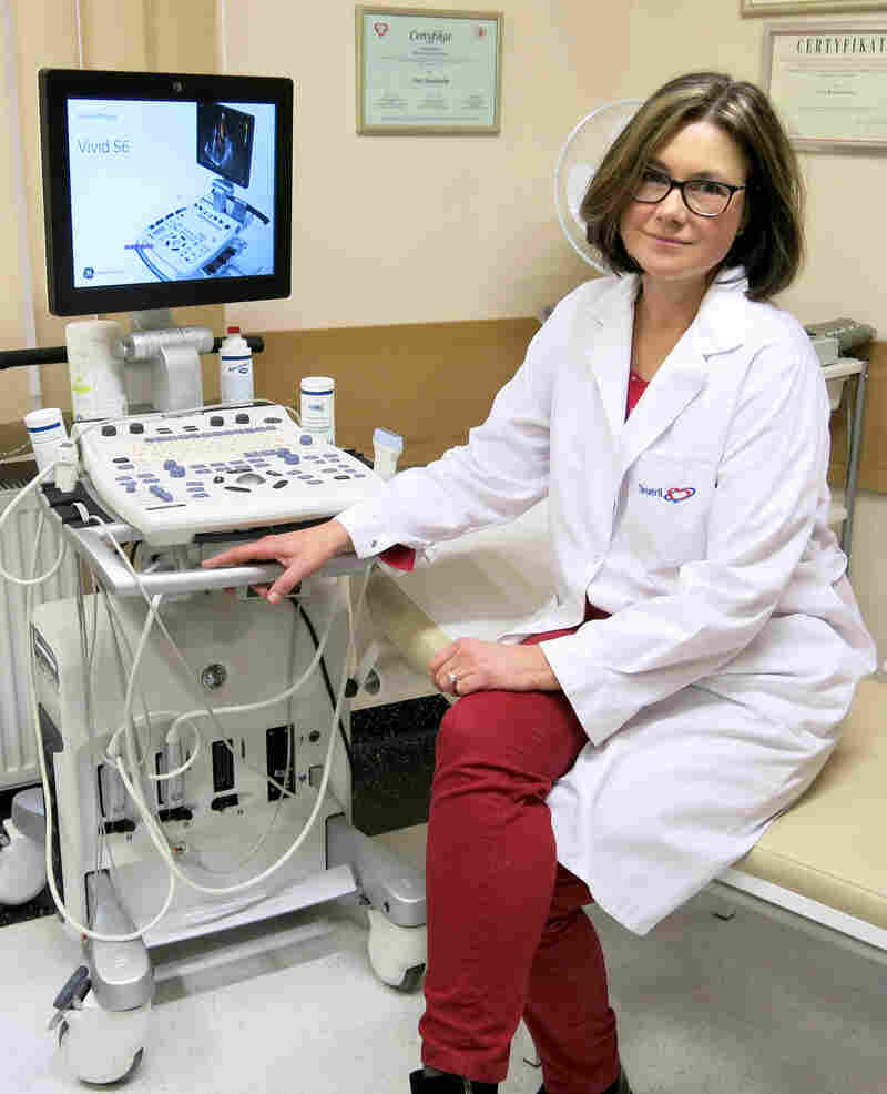 Dr. Eva Konduracka, a cardiologist, says air pollution causes 30 percent of the chronic obstructive lung disease cases she and other doctors here treat, many of them in young people. High cancer rates are also linked to the toxins people are breathing.