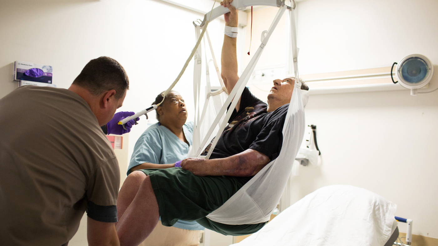Despite High Rates Of Nursing Injuries Government