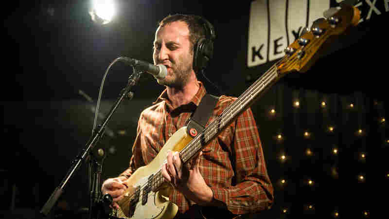 Viet Cong performs live on KEXP.