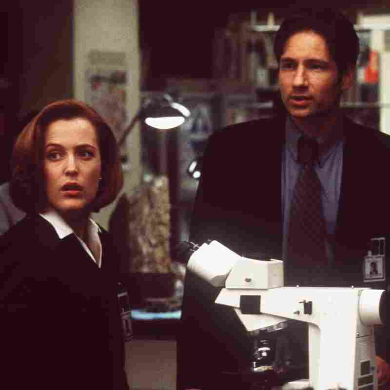 Here Comes 'The X-Files,' Back For More Mulder, More Scully, And More