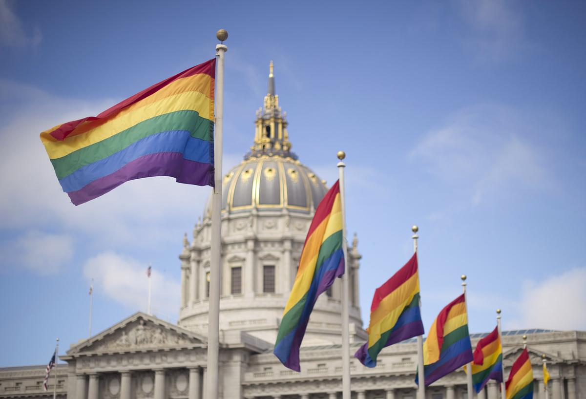 Justices open door to same-sex marriages in California