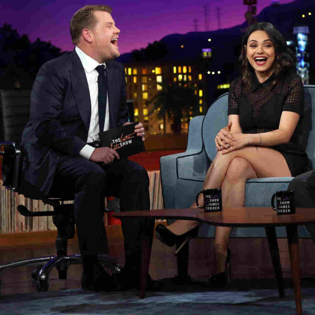 James Corden Nods To Talk Show Tradition With CBS's 'Late Late Show'