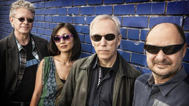 The Kronos Quartet. (Courtesy of the artists)