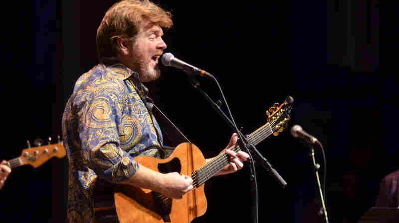 Mac McAnally On Mountain Stage