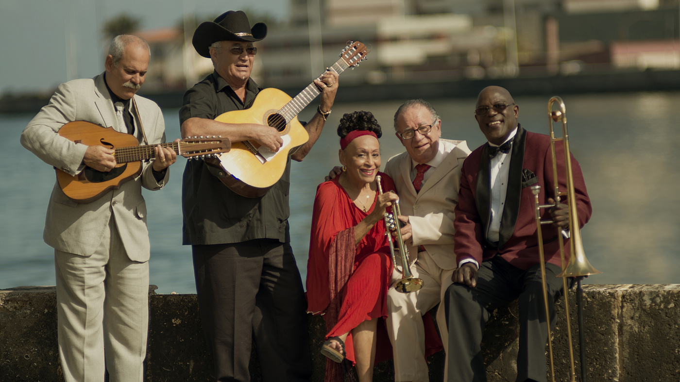 Andrea Echeverri: Cuban Music's Most Successful Accident Rises Again : NPR